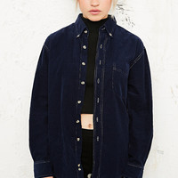 Vintage Renewal Pinwell Cord Shirt - Urban Outfitters