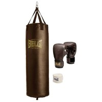 Everlast® 80 lb. Vintage 1910 Heavy Bag Kit