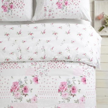 Natural Esther Patch Bedding set - Home & Lighting - Home, Lighting & Furniture