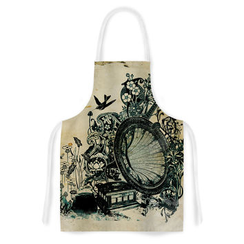"Frederic Levy-Hadida ""Sound of Nature"" Artistic Apron"