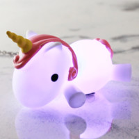 Colour Changing Unicorn Bath Plug | FIREBOX