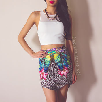 Chain Mail Skirt - By Premonition