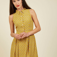 Atlanta Adventure A-Line Dress