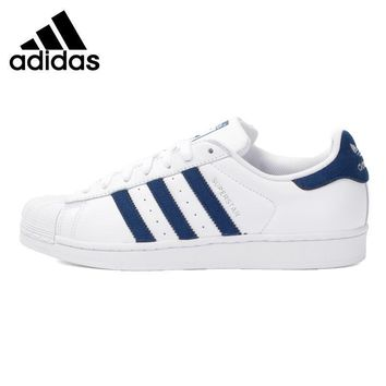 Original New Arrival 2017 Adidas Originals Superstar Unisex Skateboarding Shoes Sneake
