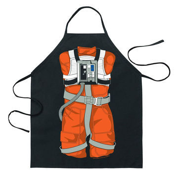Star Wars - Luke Skywalker X-Wing Pilot Costume Apron