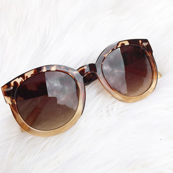 BLVD BABE Sunnies - Tortoise/ Brown