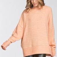 Shades of Sherbert Sweater - Mango