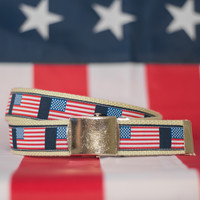The American Flag Belt