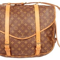 Louis Vuitton Saumur 43 4448 (Authentic Pre-Owned)