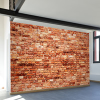 Industrial Chic Wall Mural Decal