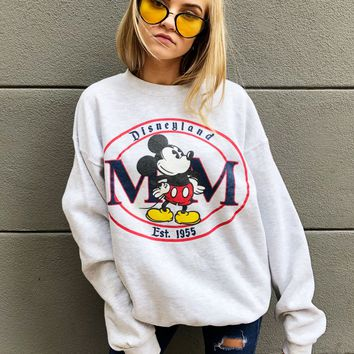 Mr. Mickey Sweatshirt.