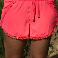 Someplace in the Sun Shorts