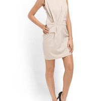 Gathered Side Shift Dress - Women - T.J.Maxx