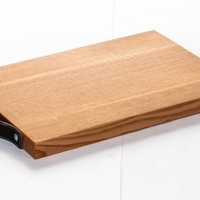 Serving Board - Handmade, Recycled, Zero Waste Gift with profits going to planting trees in impoverished areas