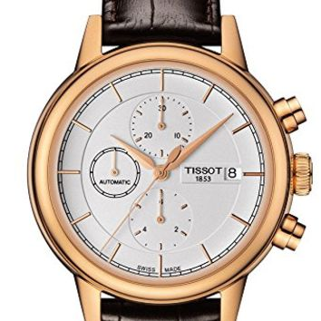 Tissot Carsons Mens Chronograph Automatic Watch T0854273601100