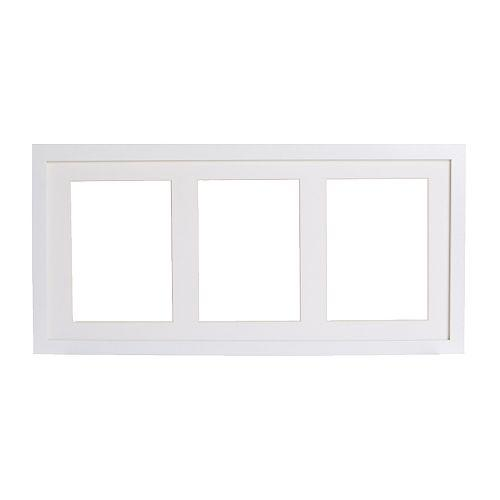 Ribba frame white ikea from ikea for Ikea ribba weiay