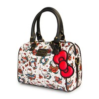 Hello Kitty Tattoo Pebble Duffle - Bags