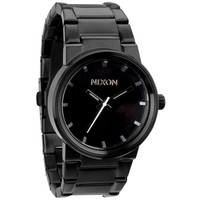 Nixon The Cannon Watch All Black One Size For Men 20297717801