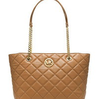 MICHAEL Michael Kors  Large Fulton Quilted Tote