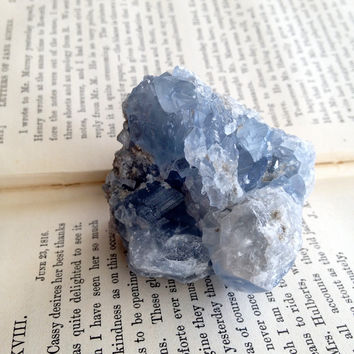 Celestite Chunk  - Raw Crystal