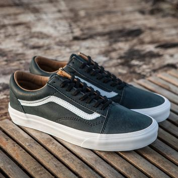 Vans Classic Fashion Old Skool Flats Sneakers Sport Shoes-3