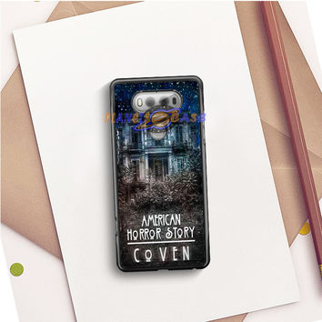 American Horror Story coven In Galaxy LG V20 Case Planetscase.com