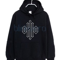 Tyler Joseph ohio twenty one pilots Hoodies Unisex