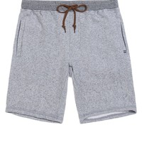 Billabong Hudson Fleece Shorts - Mens Shorts - Grey