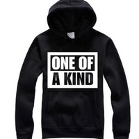 One of a kind hoodie Sweater