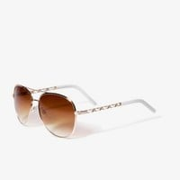 F0326 Aviator Sunglasses