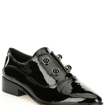 Antonio Melani Nivinchi Patent Leather Loafers | Dillard's