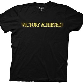 MEN'S Dark Souls Victory Achieved Adult T-Shirt