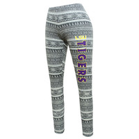 LSU Tribal Leggings
