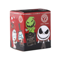 The Nightmare Before Christmas Mystery Minis Blind Box Figure Case 24 Pack