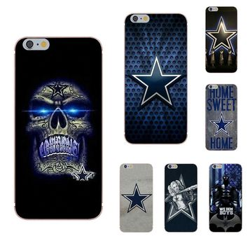High Quality High-End Phone Accessories Case Dallas Cowboys For LG G2 G3 mini spirit G4 G5 G6 K4 K7 K8 K10 2017 V10 V20 V30