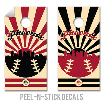 Arizona Diamondbacks Decals