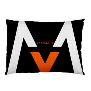 Maroon 5 Logo Custom Pillow Case PC0002