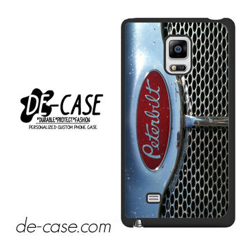 Truck Peterbilt For Samsung Galaxy Note Edge Case Phone Case Gift Present