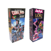 Captain Action + Loki 1/6 Scale Limited Edition NYCC Exclusive Action Figures
