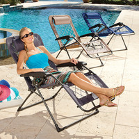 Anti-Gravity Bungee Chair Lounger