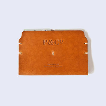 Dual Sleeve Card Holder