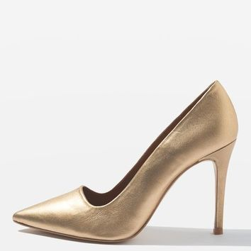 GRASP Square Throat Court Shoes - Sale - Sale & Offers