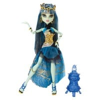 LicensedCartoons.com: Monster High 13 Wishes Haunt the Casbah Frankie Stein Doll