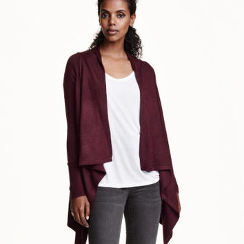 H&M Draped Cardigan $29.99