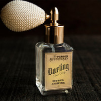 Darling Dew Drops - Citrus Jasmine Perfume - Atomizer Bottle Spray 1 oz.