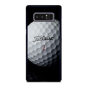 TITLEIST GOLF Samsung Galaxy Note 8 Case Cover