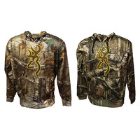 Browning Men's Wasatch Performance Hoodie