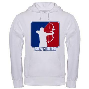Major League Bow Hunting Hooded Sweatshirt