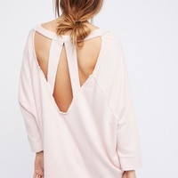 Free People Oh Strappy Pullover