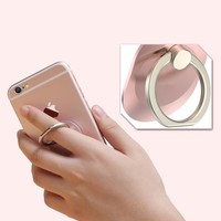 Oval Finger Ring Universal Grip Phone Stand